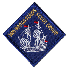 14th Broadstairs Badge